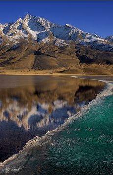 Shandur Lake, Pakistan
