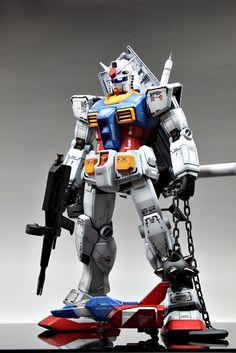 Perfect Grade PG Gundam (by Gundam Guy) Photo 1 Gundam Toys, Transformers 4, Gundam Mobile Suit, Mekka, Super Robot, Suit Of Armor, Gundam Model, Vinyl Toys, Figure Model