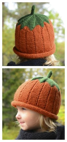 Pumpkin Hat Free Knitting Sample Crochet is normally a very talked-about pastime. Though some ponder it … Baby Knitting Patterns, Baby Hats Knitting, Loom Knitting, Free Knitting, Crochet Patterns, Knit Or Crochet, Crochet Hats, Crochet Pumpkin Hat, Knitted Hats Kids