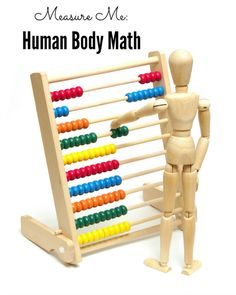 Human Body Math: Practice measuring and comparing lengths: