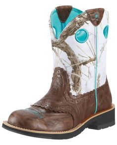 Tony Lama Women's Clay Santa Fe Cowgirl Boots | Something new ...