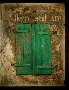 Enter the faery door