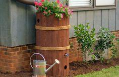 récupérateur eau de pluie, récupération eau de pluie,