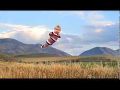 Will, el niño con síndrome de Down que podía volar