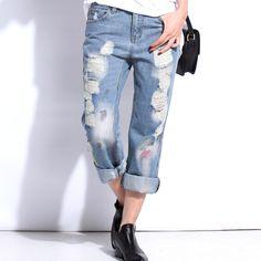 dziurawe jeansy moda meska 4