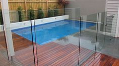 Frameless Glass Fencing Queensland Glass And Fencing