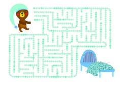 Labyrintti | free printable pattern | lasten | lapset | joulu | idea | askartelu | kädentaidot | käsityöt | tulostettava | paperi | labyrintti | koti | leikki | DIY | ideas | kids | children | crafts | paper | labyrinth | christmas | home | Pikku Kakkonen