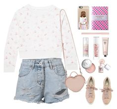 """""""Untitled #341"""" by jovana-p-com ❤ liked on Polyvore featuring Gem&i, Casetify, Benefit, Bobbi Brown Cosmetics, Fanciful Pages, Marc Jacobs, Attilio Giusti Leombruni, Bourjois and Guerlain"""