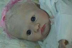 Hannah, sculpted by Jessica Shenck, Reborn by Jean Campbell