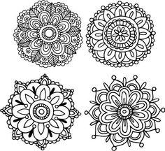 medallion henna