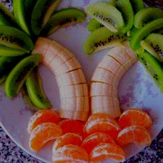 Fruit art :)
