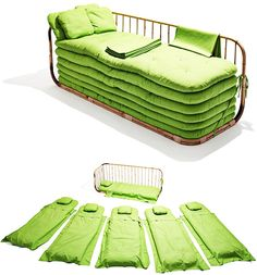 Sofa Bed For Unexpected Guests Who Stay Overnight DesignRulz.com