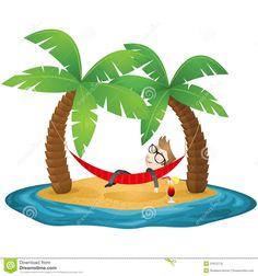 homem-de-negócios-que-encontra-se-na-rede-na-praia-37612776.jpg (1300×1390)