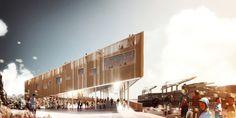 Danish pavilion architecture exhibition in Venice