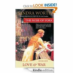 Amazon.com: The Rose of York: Love & War eBook: Sandra Worth: Books, Book one of trilogy, 99 cents on 12/27, add audible for 1.99