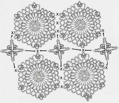 Free crochet patterns and video tutorials: How to crochet summer shorts free pattern tutorial by marifu6a