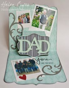 The Dining Room Drawers: Father's Day Card
