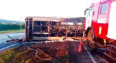 14 muertos en choque de autobús en Rusia