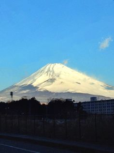 Mt.Fuji 富士山 2/10/2015 (Shizuoka Japan 静岡県裾野市)