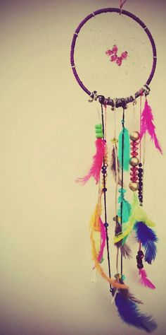 #DreamCatchers #Beads #Strings #Feathers #Rings #Web