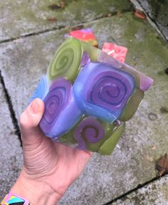 Square Candles, Coffee Soap, Candels, Best Candles, Handmade Candles, Burning Candle, Candle Making, Birthday Candles, Unique Gifts