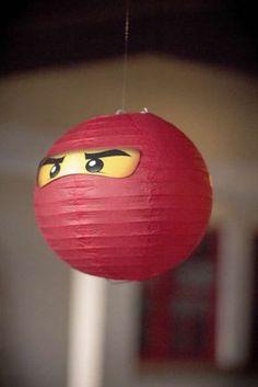 Lego NinjaGo Birthday Party Ideas | Photo 1 of 37
