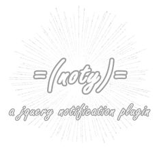 noty - a jquery notification plugin