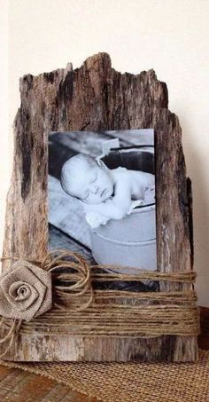 rustic wood decor More
