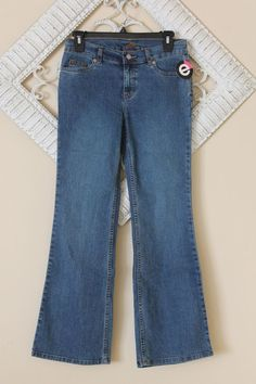 NWT Girls Denim Shirt Falls Creek Embellished Rhinestones New Top Blouse Fashion