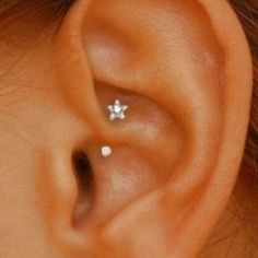 cool ear piercing - Google Search