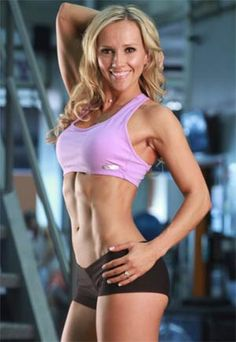 Flavia Del Monte's Weight Loss and Fitness For Women - Get A Flawless Female Figure