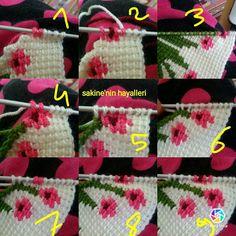 Crocheted Slippers, Tunisian Crochet, Slipper Socks, Friendship Bracelets, Model, Crafts, Socks, Crocheting, Dots