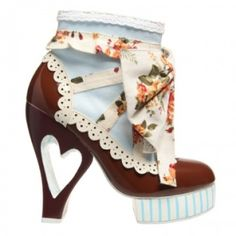 inspiration for spats  (shoe by heather)