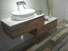 Una línea de fabricación de muebles de baño de una gran calidad y alto diseño.