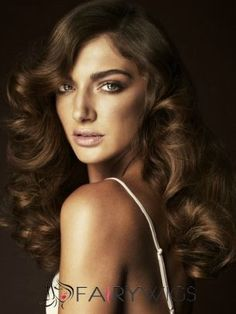 Chocolate Hair Color Idea For Tanned Skin - Good Hair Colors for Tan Skin Perfect Hair Color, Cool Hair Color, Hair Colour, Cinnamon Brown Hair Color, Hair Color For Brown Skin, Hair Expo, Chocolate Hair, Chocolate Brown, Haircut And Color