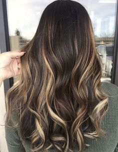 Top 11 Hottest Balayage Hair Colors 2018 for Brunettes