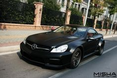 Mercedes-SL-body-kit-black-series-matte-black-1