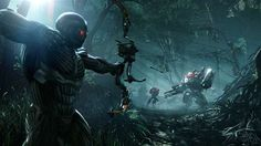 Crysis 3 gameplay preview