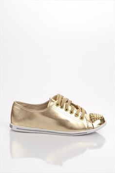 Golden Shoes by Fox @Trendyol