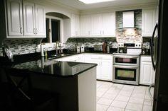 Nice budget-friendly kitchen update
