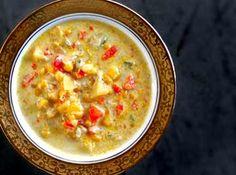 Grandma's Creamy Dreamy Corn Chowder