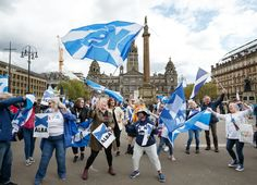 Scottish independence 'front and center' in May 6 election - The Washington Post