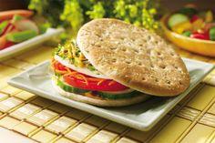 Sándwich Thins Vegetal