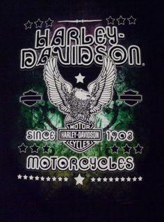 "chuck's harley davidson 44"" chest baseball jersey bloomington il"