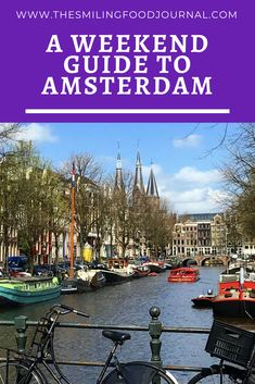 Amsterdam has become a popular tourist destination with accessible travel connections from all over the world.
