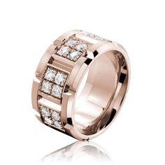 Carlex Wedding Ring WB-9591R-S6
