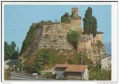 Forlì - CARTOLINA DI MELDOLA FORLI' ROCCA SFORZESCA