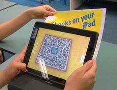 Learning and Teaching with iPads: Discovery learning with augmented reality
