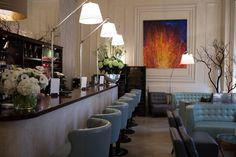 Texture restaurant - 34 Portman Street London W1H 7BY