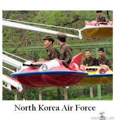 Pohjois-Korean ilmavoimat